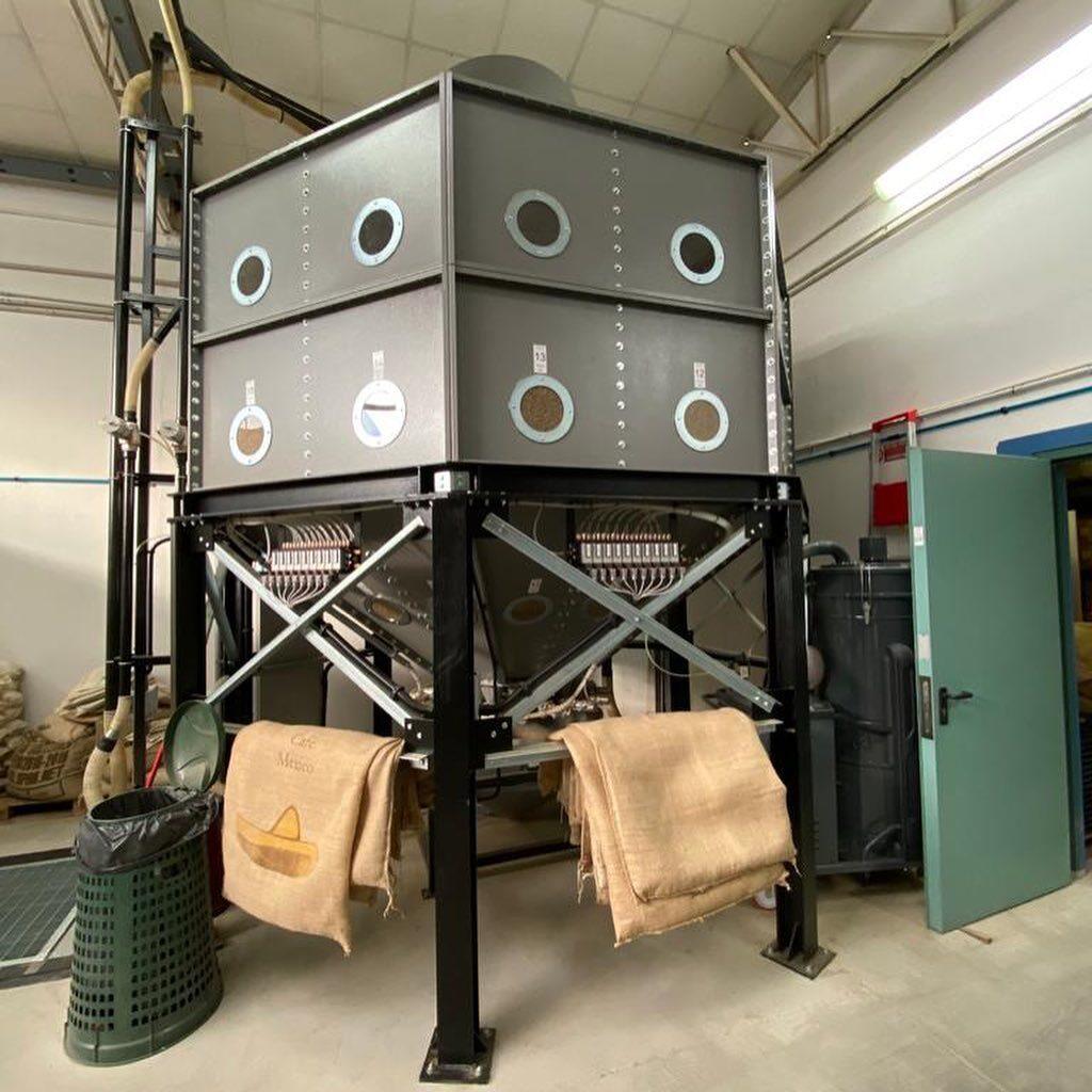 tecnologia per la torrefazione artigianale